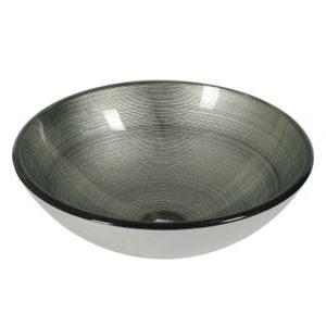 Lavabo Agadir Silver 42x42x14.5 Dune