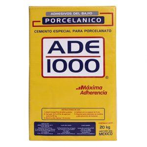 Porcelánico Blanco 20kg ADE1000